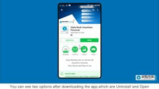 State Bank Anywhere Personal: Download, Register & First Time Login