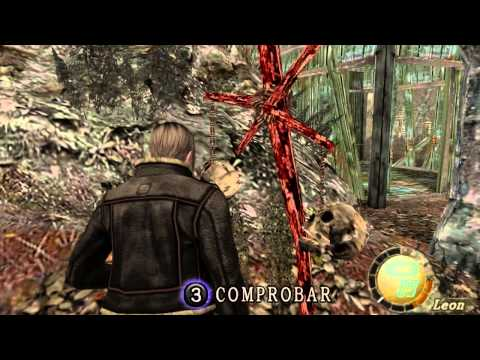 Resident Evil 4 parte 3 Fail con la roca y las dinamitas jajaja