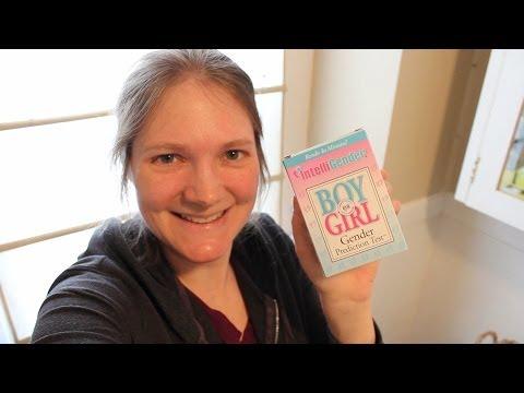 Boy or Girl? Intelligender Gender Prediction Test
