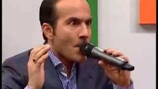 مصاحبه طنز و تقلید صدای حسن ریوندی در شکه جام جم  part 3