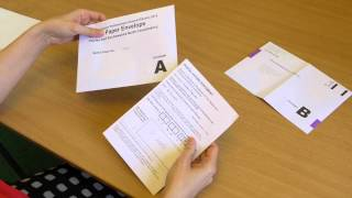 Postal voting in the UK Parliamentary elections