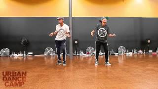 Keone & Mariel Madrid   'Happy' by C2C Choreography   Urban Dance Camp