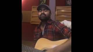 Imran Mahmudul Live SAJNA SONG STUDIO VERSION 2k17