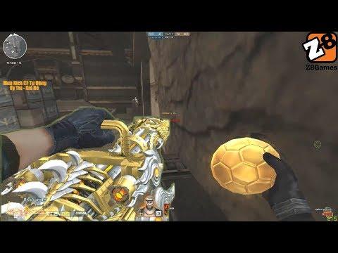 Xxx Mp4 Crossfire NA 2 0 Soccer Ball Gold Gatling Gun Noble Gold Hero Mode X By Rua Ngao CFVN 3gp Sex