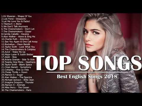 Download Lagu اغاني انجليزية - افضل اغنية اجنبية 2018 (Best English Songs Playlist) اغاني اجنبية مشهور2018 MP3