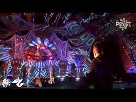 Ace Ventura Psy Fi Festival 2019 full set movie