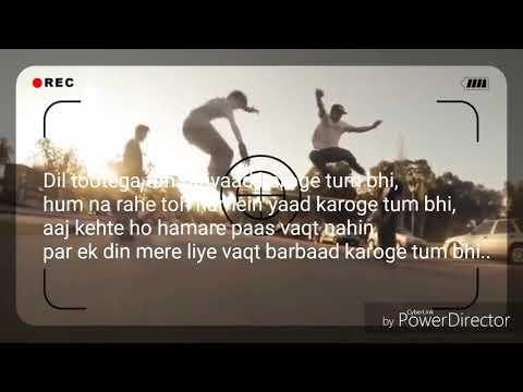 Dard Shayari in Hindi for WhatsApp status  (Emotional Shayari )20