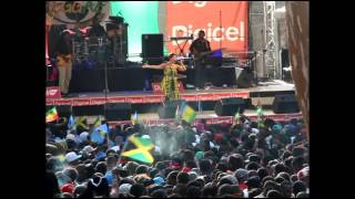 2014 Reggae on the Hill The Voice Winner Tessanne Chin Try