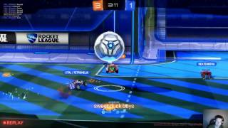 Rocket League Highlight Reel # 1