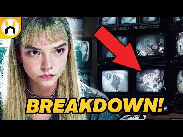 The New Mutants Official Trailer BREAKDOWN