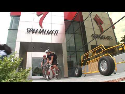 The Specialized Lunch Ride