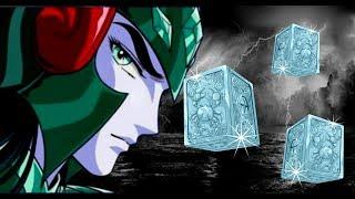La historia de Tifon y las armaduras de Diamante - Caballeros del Zodiaco / Saint Seiya
