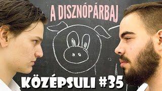 KÖZÉPSULI sorozat 35. rész - Középsuli TV