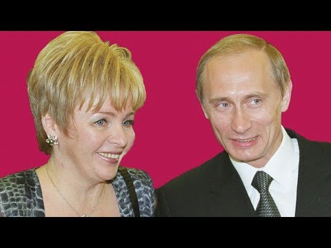 Xxx Mp4 Vladimir Putin's Ex Wife Lyudmila Things You Didn 39 T Know About Russian President's Ex Wife 3gp Sex