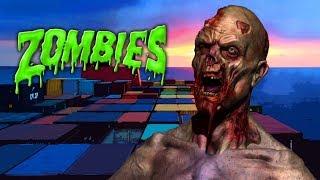 DEATHSHIP: TRANSPORT SHIP ZOMBIES (Black Ops 3 Zombies)