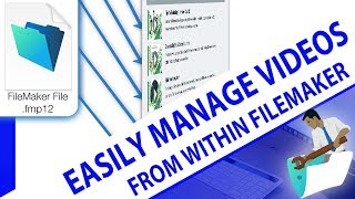 Easily Manage Videos From Within FileMaker-FileMaker Training