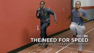John Ross & DeSean Jackson: Need for Speed | NFL 360 | NFL Network