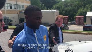 """I love Jesus to death,"" says EZ Money robbery suspect in Mobile"