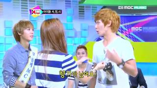 120831 MBC Music All the K-POP TAHITI Jisoo Cut