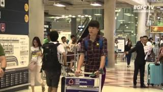 "BGFC TV : BGVC NEWS ""เหงียน ธิ ง็อก ฮัว"" บินถึงไทยแล้ว พร้อมร่วมทัพ บีจีวีซี ทันที"