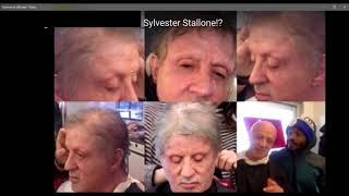 Sylvester Stallone - nicht mehr am LEBEN - Bilder auswertung !