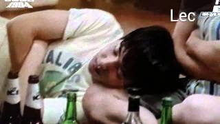 Reply 1994 (Chil Bong Yi & Na Jung first kiss!)