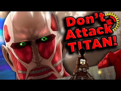 Film Theory DON T Attack The Titans Attack on Titan