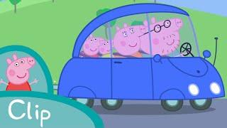 Peppa Pig - La nouvelle voiture (clip)