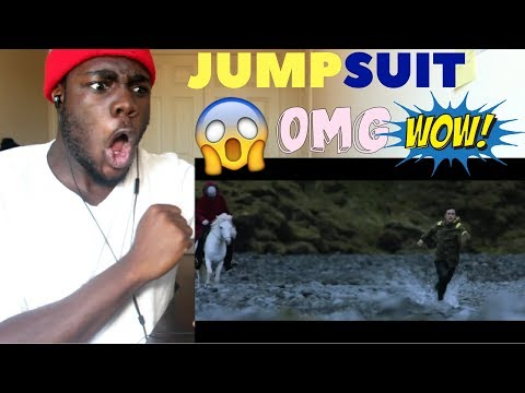 twenty one pilots: Jumpsuit REACTION!!!