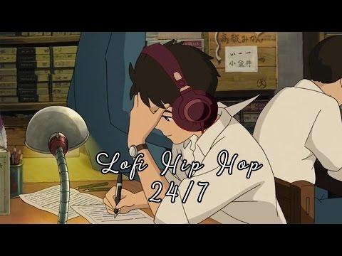 24/7 Lofi hip hop radio - study/relax beats