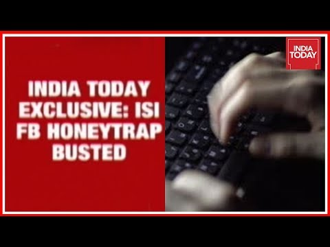 Xxx Mp4 Pak Honeytrap Racket Busted Woman ISI Agent Trapped Defence Personnel Via Sex Chat India First 3gp Sex