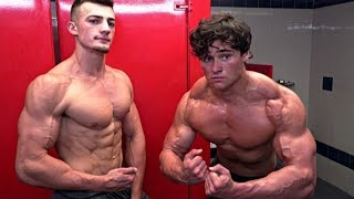 RAW CHEST WORKOUT W/ HONEST RON   Physique Update