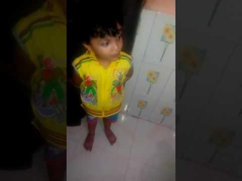 Funny video form barmha pur...angry child.pintu