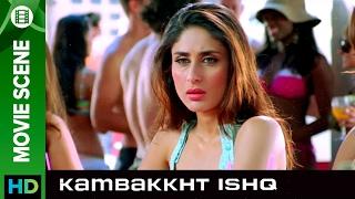 The new love guru in town   Kambakkht Ishq   Movie Scene