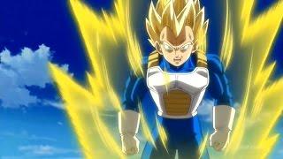 Vegeta Vs Beerus -Dragon Ball Super Episode 8  (English Dub)