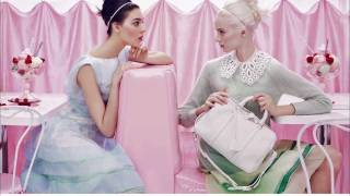 Making Of - Louis Vuitton Spring 2012 Ad Campaign