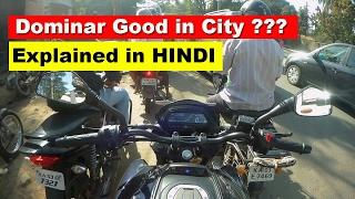 Dominar in City Traffic - Hindi Version