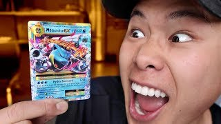INSANE POKEMON CARD CHALLENGE!!! (I CHEATED TO GET THIS CARD)