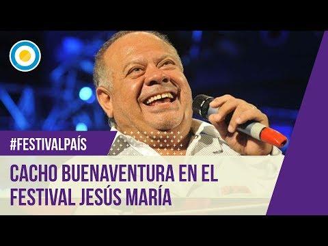 Festival Jesús María Sexta noche Cacho Buenaventura 09 01 13
