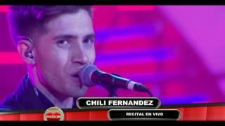 Chili Fernández en Pasión de sábado 06/08/2016