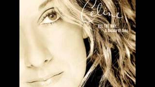Celine Dion - Then You Look At Me Lyrics