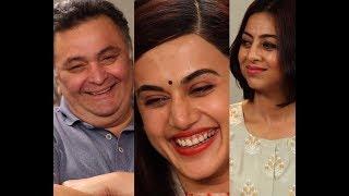 Rishi Kapoor, Tapsee Pannu, Anubhav Sinha talk to Atika Farooqui on religion and life
