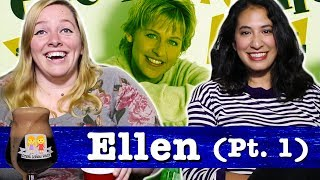 Drunk Lesbians Watch Ellen's Coming Out Episode Pt. 1 (Feat. Aliee Chan)