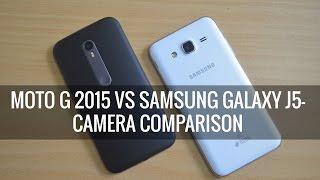 Moto G (3rd Gen) vs Samsung Galaxy J5 - Camera Comparison