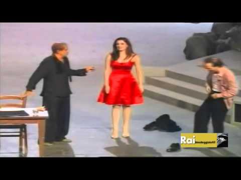 Adriano Celentano & Roberto Benigni Rockpolitik 2005 Pezzo completo HD
