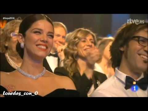 Dani Rovira - Gala Goya 2016 (Parte 3)