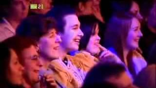 Steve Cousins on Britain's Got Talent 2008