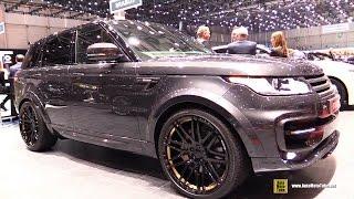 2017 Range Rover Sport Startech - Exterior and Interior Walkaround - 2017 Geneva Motor Show