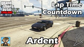 Fastest Sports Classics (Ardent) - GTA 5 Best Fully Upgraded Cars Lap Time Countdown