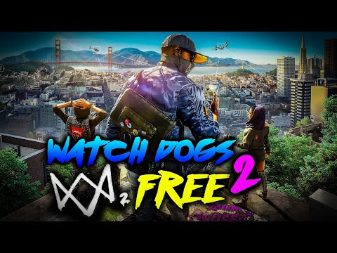WatchDogs 2 Full Game Download in Parts